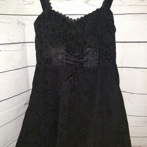 Hot topic Nighmare before Christmas dress